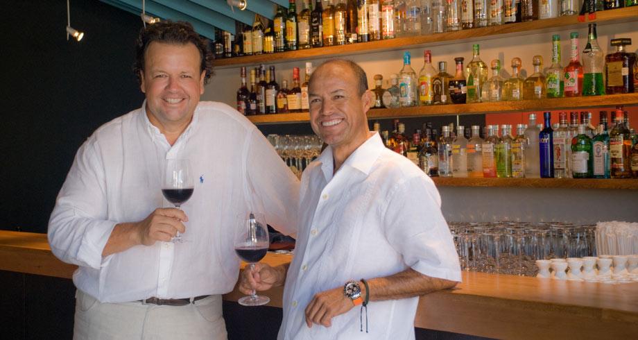 Fotos Celebridades Puerto Vallarta Nicksan Restaurante